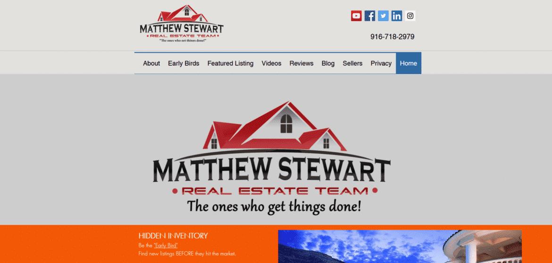 custom real estate sites